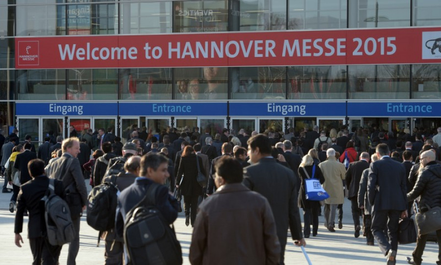 Hanover messe 2015 27681