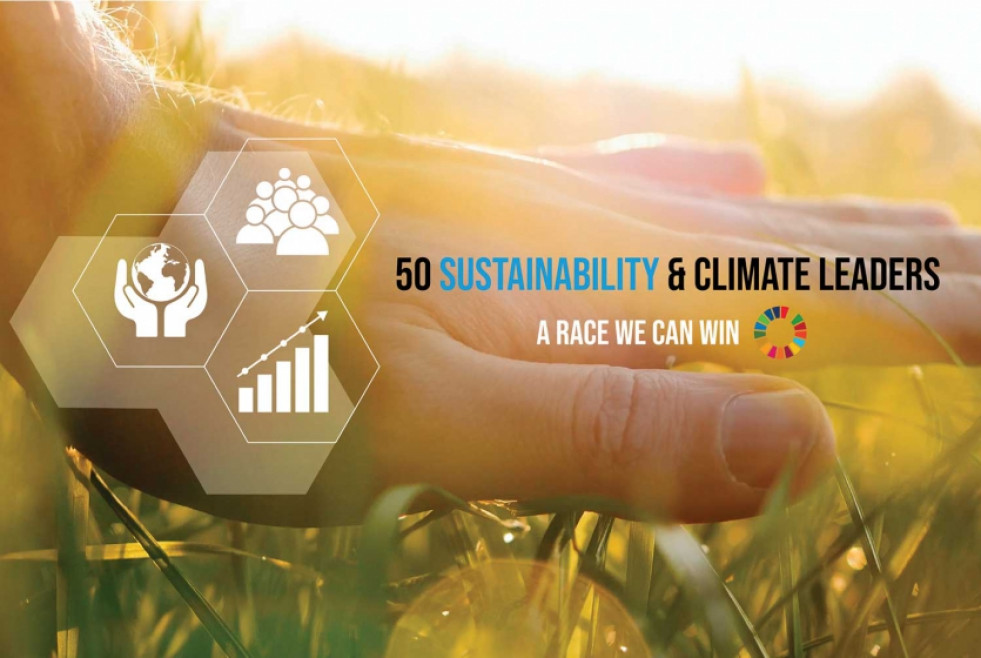 MANN HUMMEL 50 Sustainability Climate Leaders