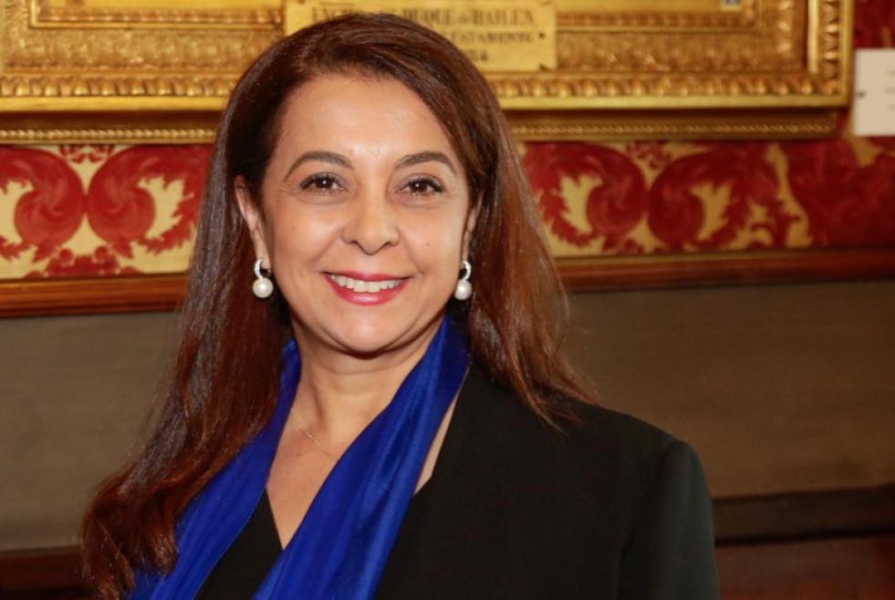 Entrevista a Karima Benyaich, embajadora del Reino de Marruecos en ...