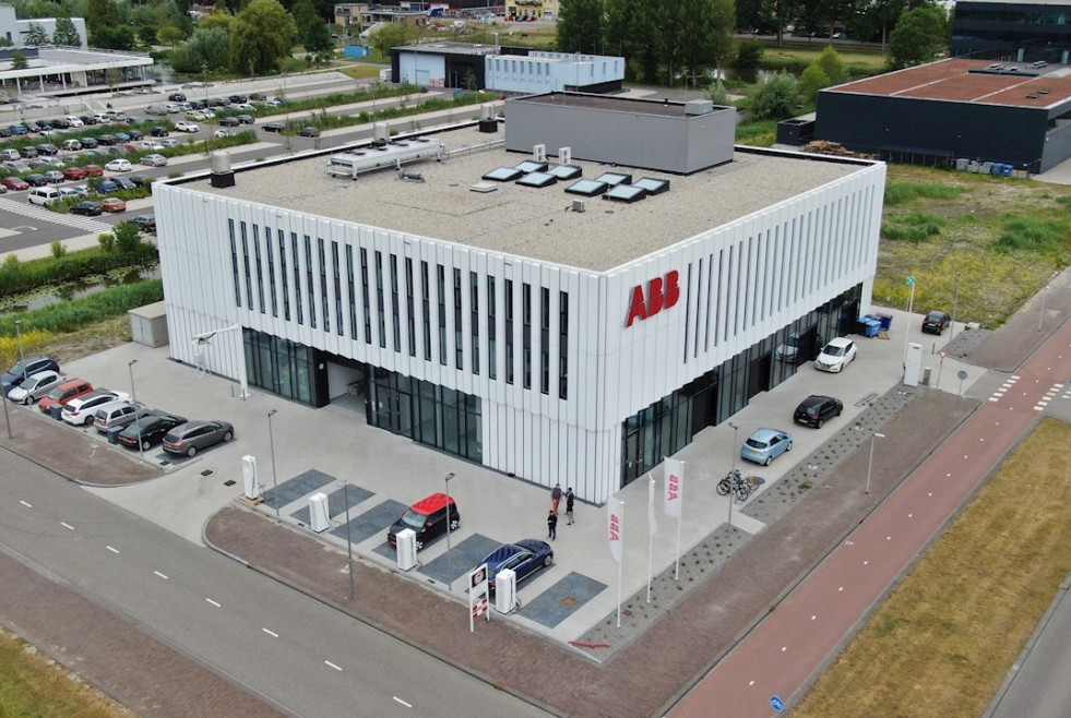 ABB E mobility Innovation Lab