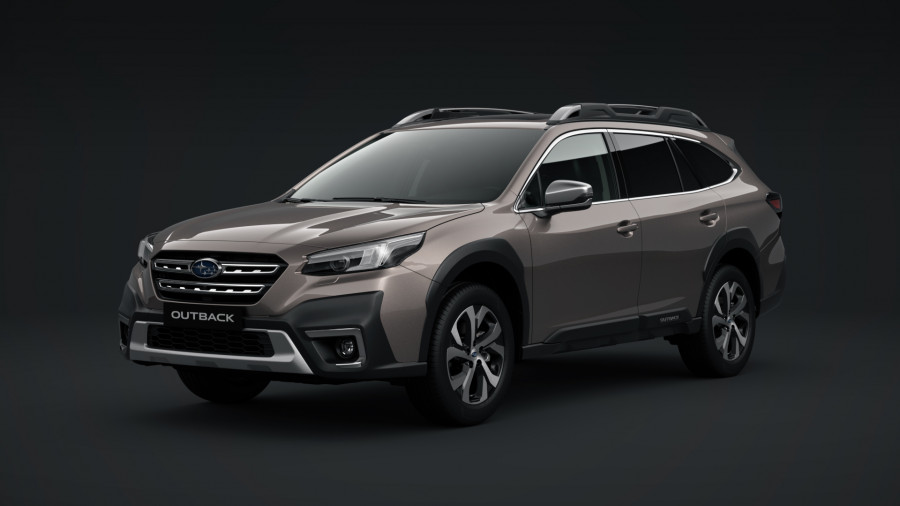 Subaru Outback Touring Frontal